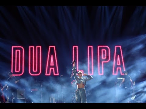 Scared To Be Lonely - Dua Lipa In Manila (In The Mix 2017)