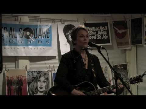 Mary Gauthier at Central Square Records for 30A Songwriters Festival 1080p