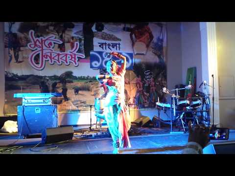 Mono Mor Megher Sangi Dance by Namera