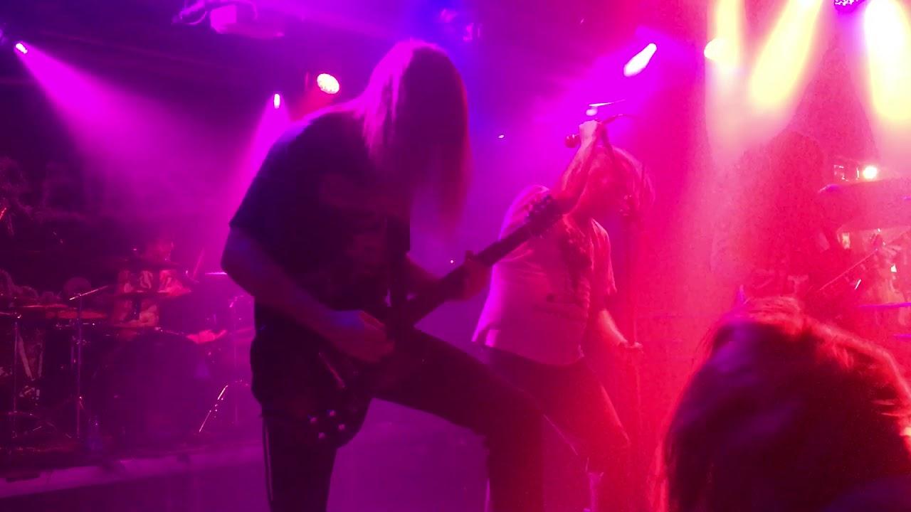 Download Merciless (live) - Branded by sunlight - Kraken, Stockholm 15/9 2017