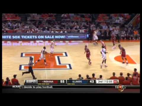 #1 Indiana @ Illinois (FULL GAME)