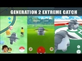 Generation 2 Rare Pokemon go 0.57.2 Extreme Donphan catch