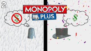 It Smells Like BROKE In Here! - ''Monopoly Plus'' Funny Moments Part Two!