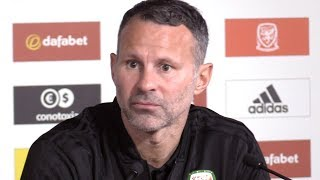 Wales 1-4 Spain - Ryan Giggs Full Post Match Press Conference - International Friendly