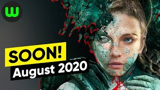 19 Upcoming Games for August 2020