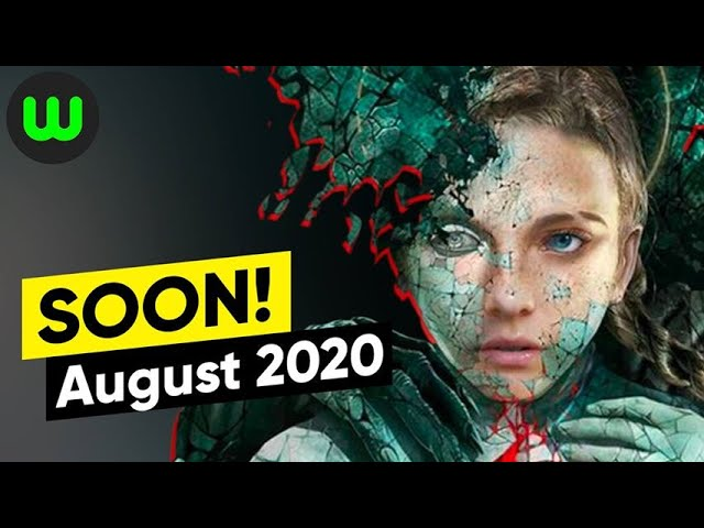 19 Upcoming Games for August 2020 | whatoplay