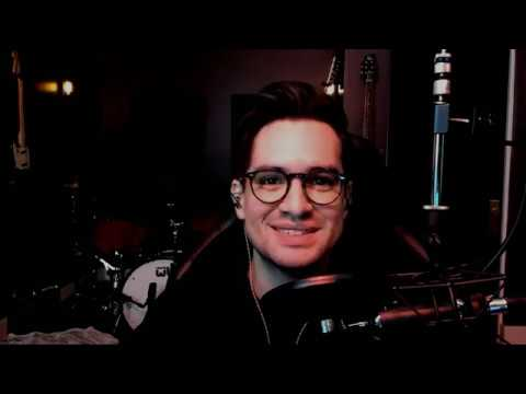 Brendon Urie Twitch - LIVE From M'studio At M'house (May 3, 2019)