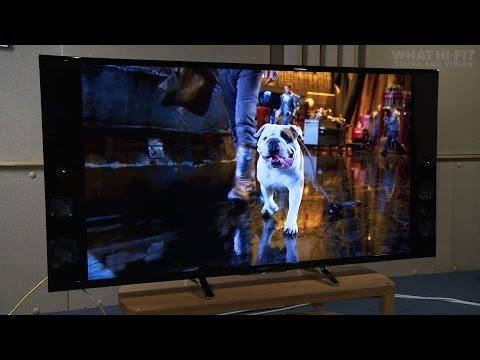 Sony Bravia KD-65X9005B unboxing - Sony's first 2014 4K TV