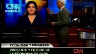 Presente y futuro de la economía de Perú