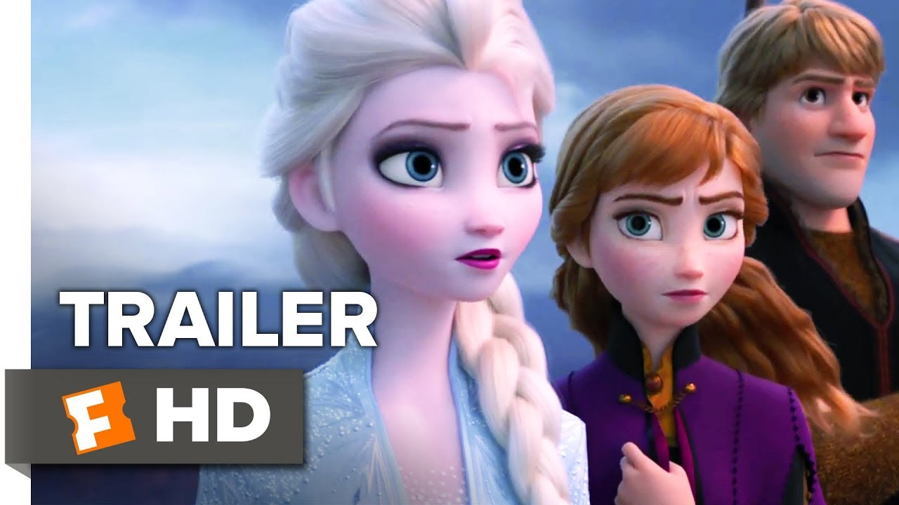 Frozen II Teaser Trailer #1 (2019) | Movieclips Trailers - YouTube