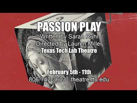 Passion Play at TTU #2