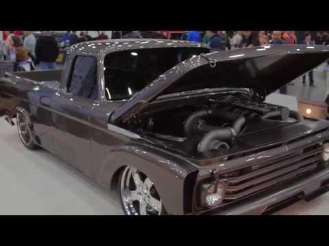 Slammed 1962 Ford 'Django' From Weaver Customs