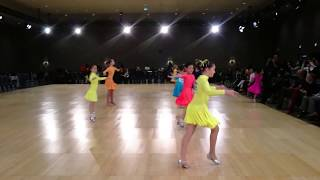 Snowball Classic Ballroom Dance Competition 2017