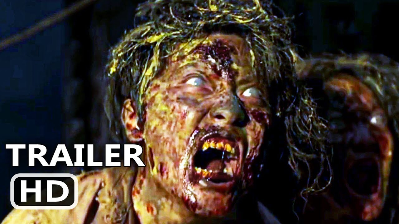 TRAIN TO BUSAN 2 Official Trailer (2020) Movie HD