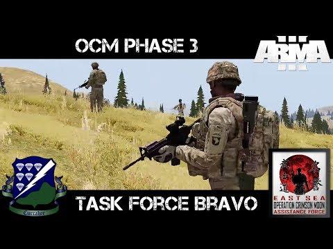 Operation Crimson Moon Phase 3 - Task Force Bravo