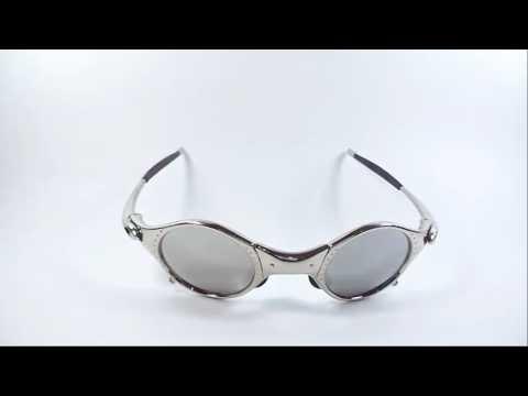 2d1bf72a0 Oakley X Metal Juliet Mars Mirror Edition Uv400 Gafas Av0124 - YouTube