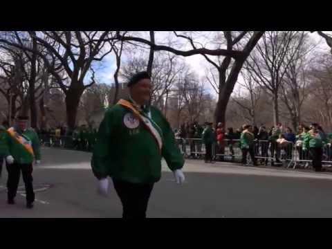 Ancient Order of Hibernians @ 2015 NYC St Patrick