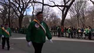 Ancient Order of Hibernians @ 2015 NYC St Patrick