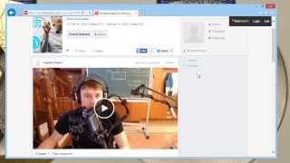 Как транслировать видео на сайт через LiveStream. Часть 2(В этом видео мы продолжим изучать сервис LiveStream, который позволяет вам организовать онлайн-трансляцию каког..., 2014-02-14T10:08:13.000Z)
