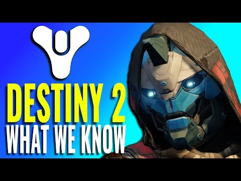 Destiny 2 - What We Know [Trailer Breakdown]