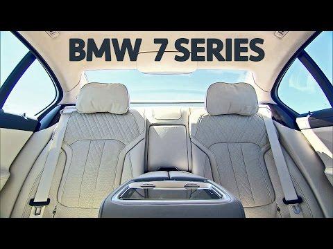 ► 2016 BMW 7 Series INTERIOR - Long Wheelbase (750Li xDrive)