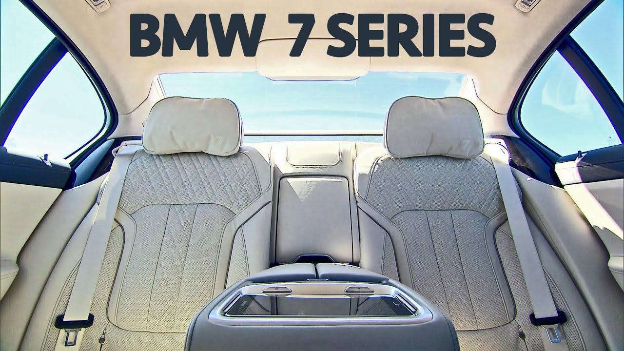 2016 BMW 7 Series INTERIOR  Long Wheelbase 750Li xDrive