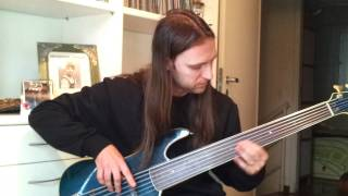 Death - overactive imagination on bass - bruno sutter