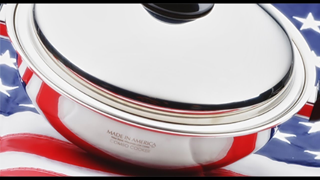 Lustre craft kitchen kutter - American Manufacturing Journey 2015 Kitchen Craft Cookware