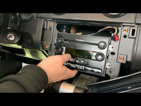 How To Remove & Replace Your 2005-2009 Ford Mustang Radio