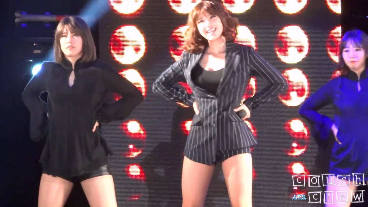 131003 Secret - Love Is Move (Hyosung Focus) @ 3rd Chinese ...