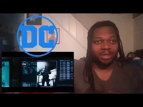 TXI REACTION - Deathstroke Movie Trailer [Fan Made]