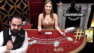 Blackjack VIP Live Casino High Roller Stakes vs £3,000 Straight Flush, Suited Trips Side Bets Hunt!