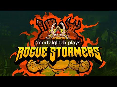 Rogue Stormers: Sooo bad at this game. |
