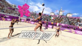 London 2012: The Official Video Game of the Olympic Games Men