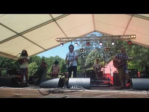 Os Amigos Dos Músicos - Todo Medre (Surfing The Lérez, Pontevedra, 17/06/17)