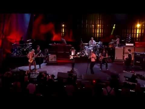 Red Hot Chili Peppers  Higher Ground  at the Rock and Roll Hall of Fame 2012