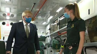 video: Coronavirus latest news: Boris Johnson to decide on compulsory face masks in shops 'in next few days'