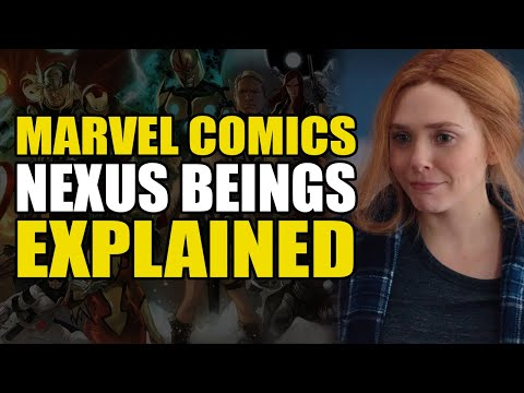 Marvel Comics: Nexus Beings Explained | Comics Explained