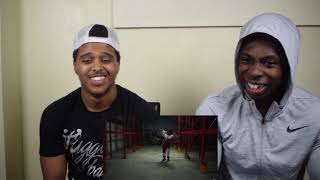 SHAKU ON THE BEAT | Mist - Zeze Freestyle [Music Video] | GRM Daily - REACTION