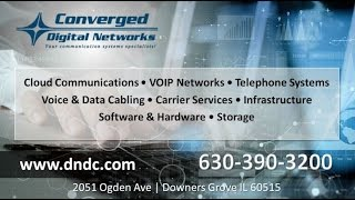 converged digital networks llc   downers grove il telephone equipment service and systems