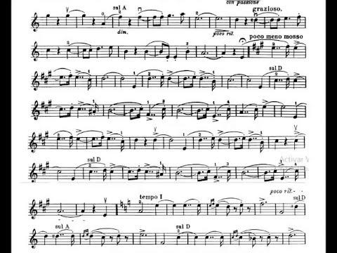 Fritz Kreisler Liebesleid 2 violin and piano accompaniment