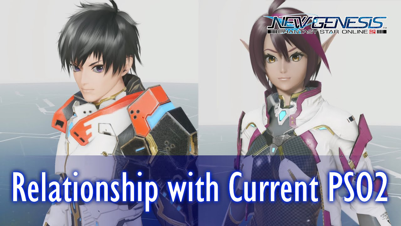 4K] Latest Phantasy Star Online 2 New Genesis Follow-Up Video ...