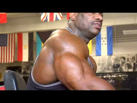 Bodybuilding Dexter Jackson