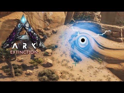 SUPER STERKE GRANAAT GEVONDEN!? - ARK Extinction #47