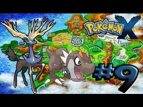 Pok mon x 9 le fossile m choire youtube - Fossile pokemon diamant ...