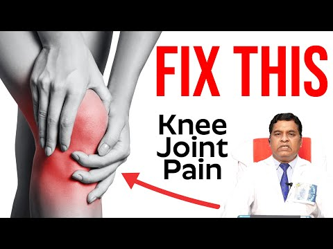 Different Reasons For Knee Joint Pain | How Can I Relieve Joint Pain.? | Dr. Vijay Bhaskar