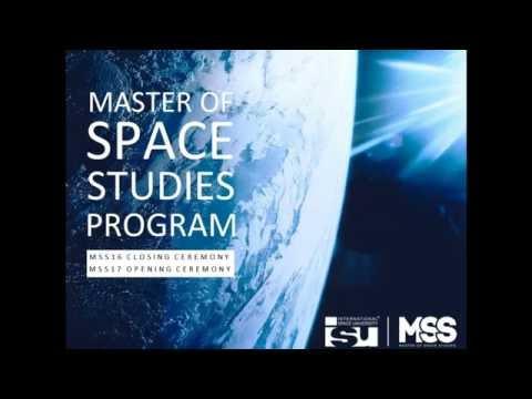 ISU MSS16 Graduation - MSS17 Opening Ceremony