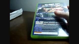 RESIDENT EVIL 6 [XBOX 360] - Unboxing