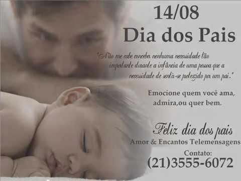 telemensagens para o dia dos pais