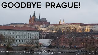 A Farewell to Prague - Shopping, eating, and visiting Mr Hot Dog!